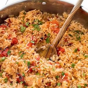 how-to-make-authentic-spanish-rice-chef-savvy image