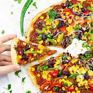 mexican-pizza-vegan-heaven image