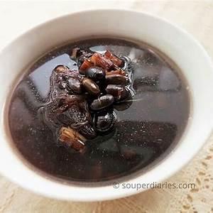 chinese-black-bean-soup-recipe-黑豆汤 image