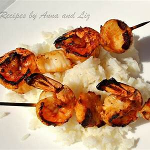 best-grilled-shrimp-and-scallop-kabobs-2-sisters image