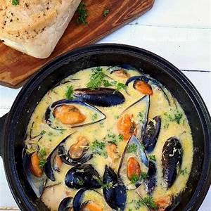 mussels-in-lemon-garlic-butter-sauce-recipe-yummly image