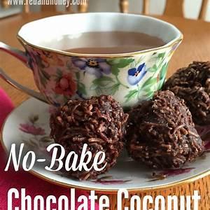 no-bake-chocolate-coconut-macaroons-gfdf-honey image