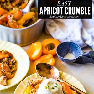 apricot-crumble-recipe-an-easy-apricot-dessert image