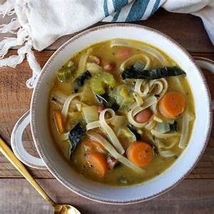 no-chicken-noodle-soup-vegan-or-vegetarian image
