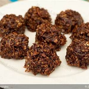 chocolate-no-bake-oatmeal-and-peanut-butter image