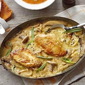 dijon-chicken-with-mushrooms-recipe-delicious-magazine image