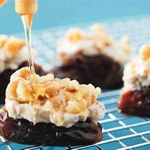 healthy-goat-cheese-stuffed-dates-the-novice-chef image