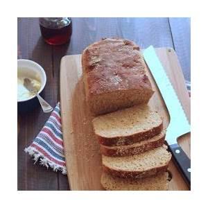 honey-whole-wheat-english-muffin-bread-good-cheap-eats image