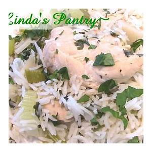 cilantro-lime-chicken-rice-in-the-power-pressure-cooker image