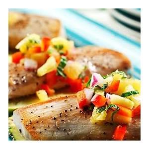 mahi-mahi-with-pineapple-salsa-heart-and-stroke-foundation image