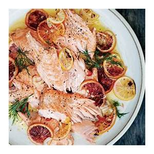 slow-roasted-salmon-with-fennel-citrus-and-chiles image