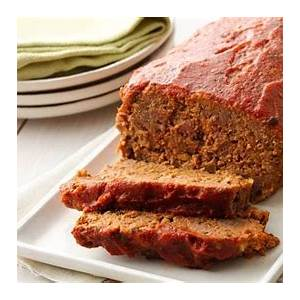 quick-easy-ground-beef-meatloaf-recipes-pillsburycom image