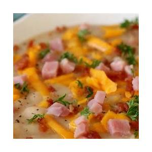 10-best-gluten-free-ham-and-bean-soup image