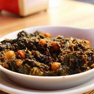 espinacas-con-garbanzos-recipe-spinach-and image