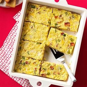 15-healthy-breakfast-casserole-recipes-taste-of-home image