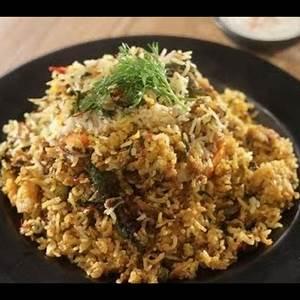quinoa-vegetable-biryani-sanjeev-kapoor-khazana-youtube image