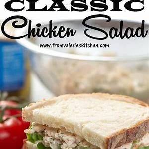 classic-chicken-salad-for-sandwiches-valeries-kitchen image
