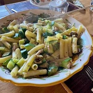 zucchini-tuna-pasta-elizabeth-minchilli image