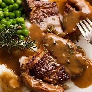 lamb-chops-with-rosemary-gravy-loin-chops-forequarter image