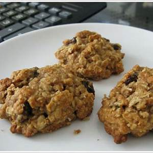 agave-honey-oatmeal-cookies-cookie-madness image
