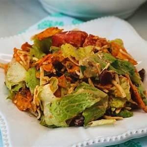 easy-doritos-taco-salad-recipes-simple image