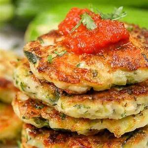 easy-zucchini-pancakes-spend-with-pennies image