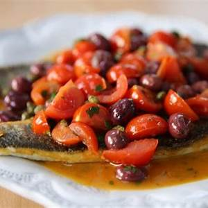 pan-seared-branzino-with-tomato-and-capers-giadzy image