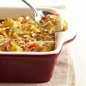 hot-chicken-salad-casserole-recipe-eatingwell image