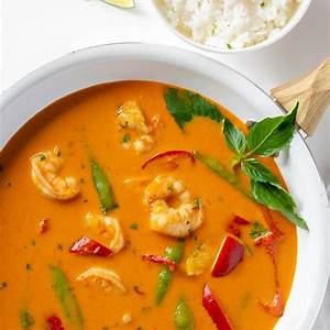 coconut-curry-shrimp-creamy-thai-red-curry image