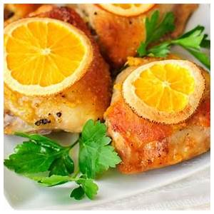 easy-grilled-orange-chicken-foreman-grill image