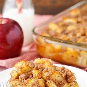 overnight-cinnamon-apple-baked-french-toast image