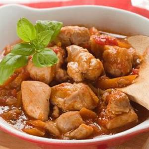 slow-cooker-provencal-chicken-and-beans image