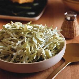 apple-and-celery-slaw-with-blue-cheese-dressing-rachael image