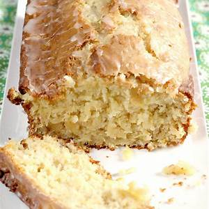 pineapple-quick-bread-butter-with-a-side-of-bread image