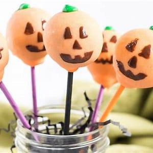 jack-o-lantern-cake-pops-tastes-of-homemade image