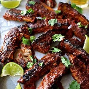 oven-baked-ribs-with-chipotle-bbq-sauce-recipetin-eats image