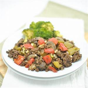 bell-pepper-mushroom-and-ground-beef-skillet-recipe-becky image
