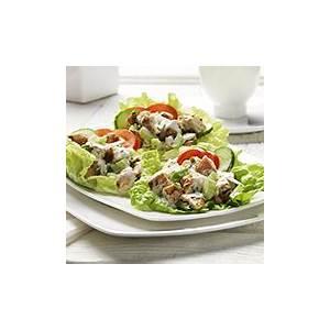 grilled-tarragon-chicken-salad-wraps-kraft-heinz image
