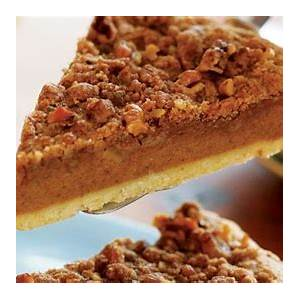 bourbon-pumpkin-tart-with-walnut-streusel image
