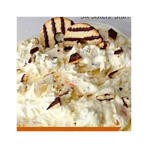 mandarin-orange-cookie-dessert-salad image