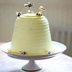 how-to-make-a-beehive-cake-cooking-channel image
