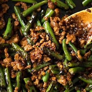 pork-stir-fry-with-green-beans-recipetin-eats image