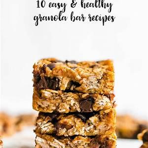 10-easy-healthy-granola-bar-recipes-amys-healthy-baking image