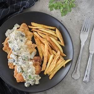 german-jaegerschnitzel-with-mushroom-sauce image