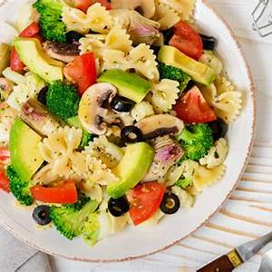 easy-pasta-salad-recipes-to-liven-up-any-bbq-or-picnic image