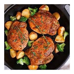 15-minute-easy-boneless-pork-chops-perfectly-tender image