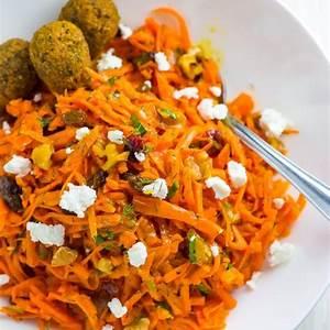 moroccan-carrot-salad-recipe-chefdehomecom image