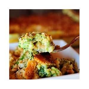 broccoli-cheese-cracker-casserole image