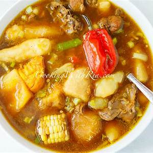 rias-family-chicken-soup-recipe-cooking-with-ria image