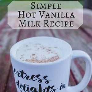 simple-hot-vanilla-milk-vanilla-milk-recipe-hot-drinks image